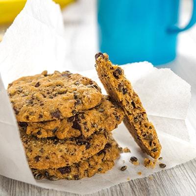 Schoko Hanf-Cookies Rezept-Teaser