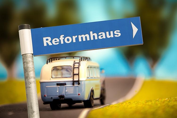 Auf ins Reformhaus! (Seitenbild)