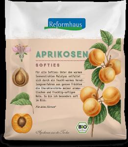 Aprikosen Softies : Reformhaus Produkt Packshot