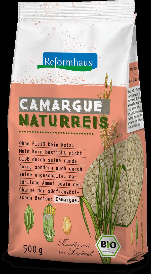 Camargue Naturreis : Reformhaus Produkt Packshot