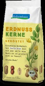 Geröstete Erdnusskerne : Reformhaus Produkt Packshot
