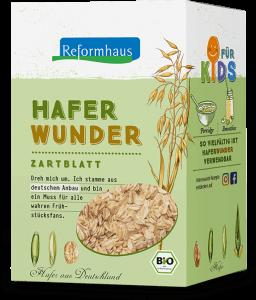 Haferwunder : Reformhaus Produkt Packshot