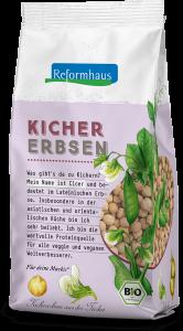 Kichererbsen : Reformhaus Produkt Packshot