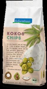 Kokoschips : Reformhaus Produkt Packshot
