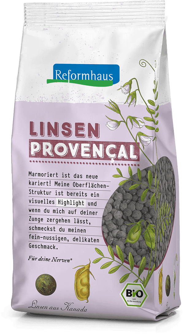 Linsen Provencal