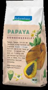 Papaya : Reformhaus Produkt Packshot
