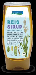 Reissirup : Reformhaus Produkt Packshot