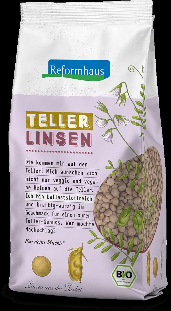 Tellerlinsen